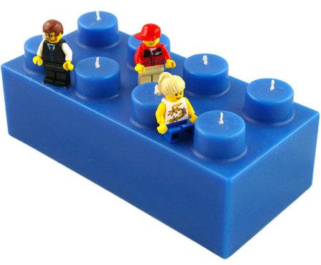 Velas LEGO