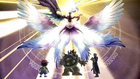 Super Smash Bros Ultimate Sephiroth 02