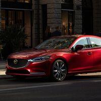 El Mazda6 y Mazda CX-3 se despedirán de EE. UU. en 2022. En México continuarán a la venta