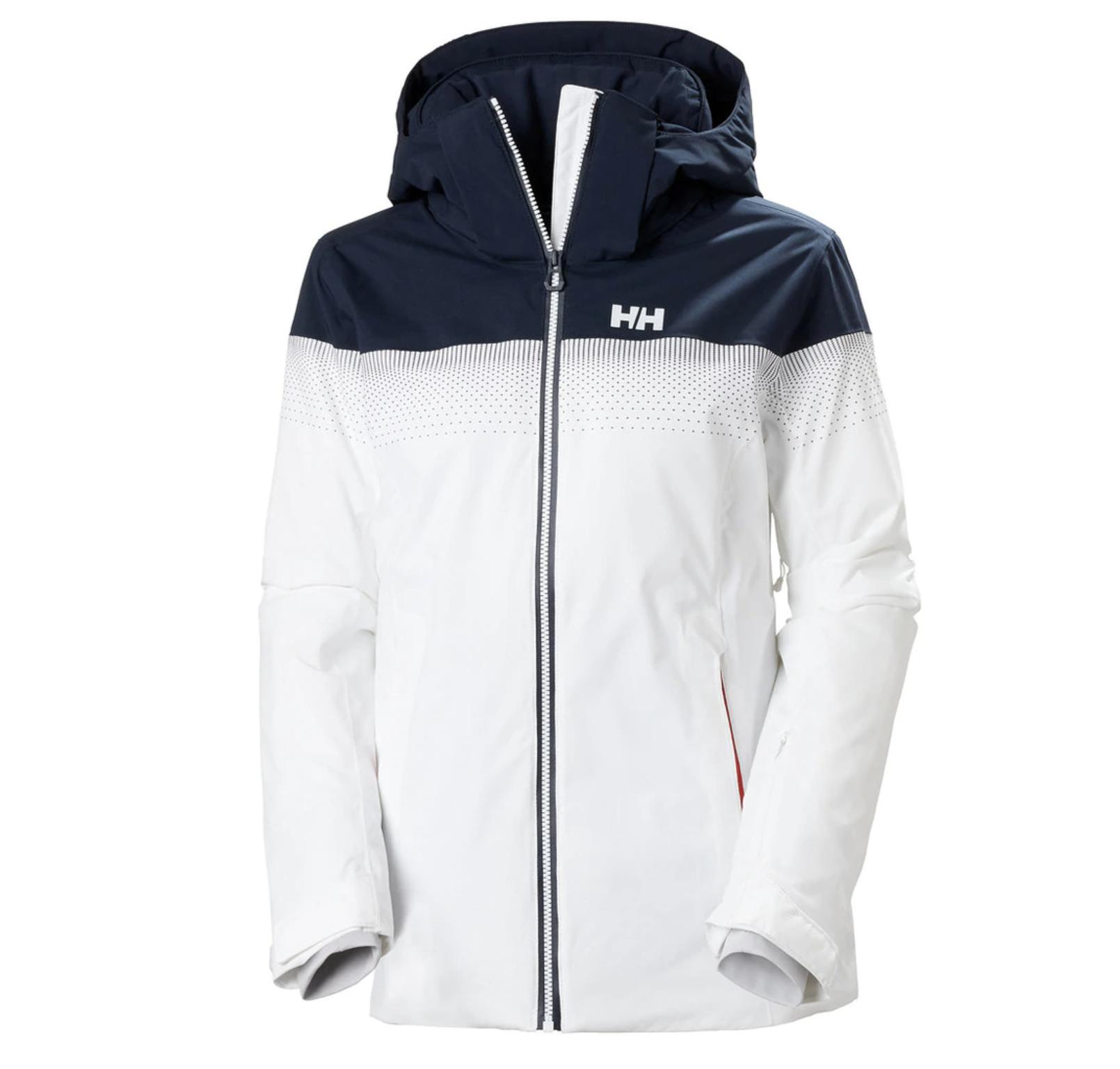 Chaqueta de esquí de mujer W Motionista Lifaloft Jacket Helly Hansen
