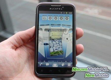 Alcatel prepara mejores teléfonos Android