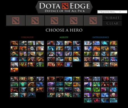 Dota Edge