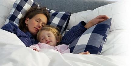 Decorar bien para dormir mejor: Elegir los textiles