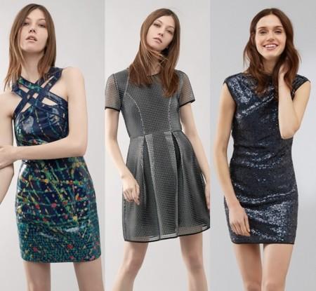 A n est s a tiempo 17 vestidos cortos de fiesta para for Vestidos fiesta outlet adolfo dominguez