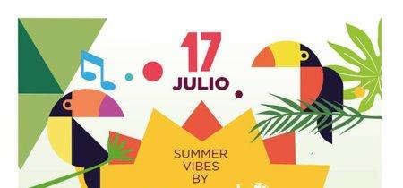 Este fin de semana apuesta por un evento solidario: Summer Vibes by Vermut Solidario