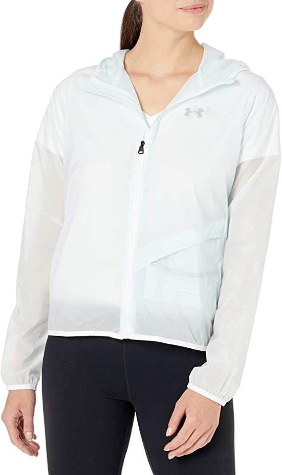 Under Armour UA Qualifier Storm Packable Jacket Chaqueta, Mujer