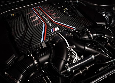 Bmw M5 Competition 2021 50