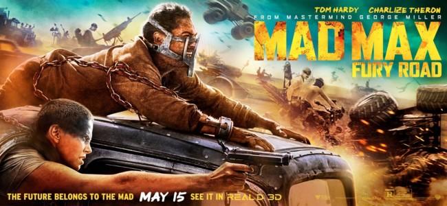 Nuevo banner de Mad Max