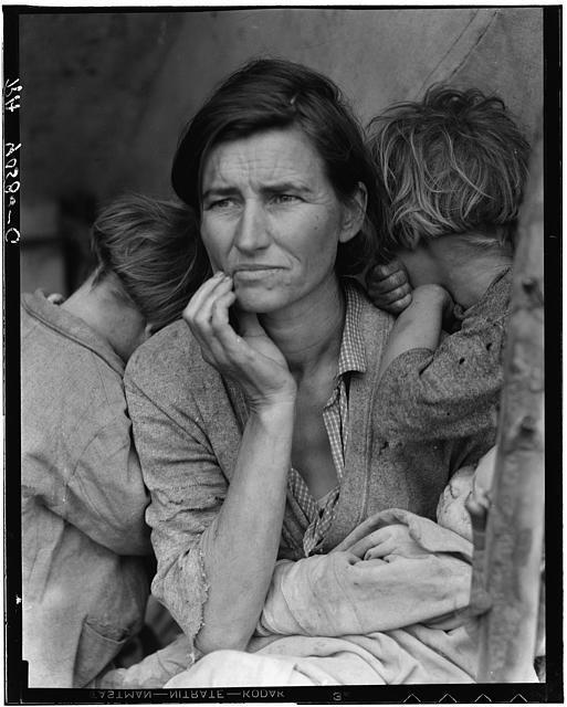 Foto de Dorothea Lange (1/12)