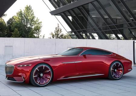 Mercedes Benz Vision Maybach 6 Concept 2016 1024 05