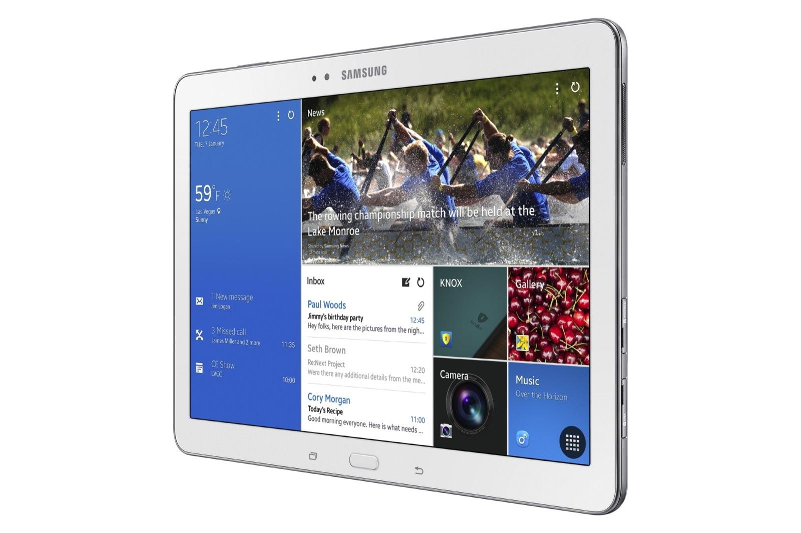 Foto de Samsung Galaxy TabPRO, imágenes oficiales (11/21)