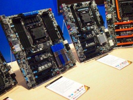 Gigabyte X79 motherboards