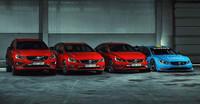 Volvo S60, V60 y XC60 Black R Edition, sólo para Suecia