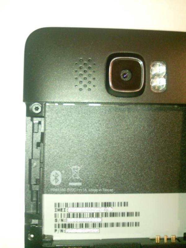 Foto de HTC HD2, nueva filtración (3/13)
