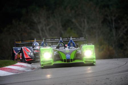 Última gran cita del año en Petit Le Mans