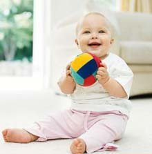 Juguetes para bebés de 6 a 9 meses