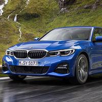 El BMW Serie 3 2019 llega a concesionarios en marzo, con motores de 150 a 258 CV, y desde 38.600 euros