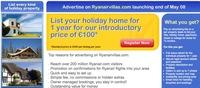Ryanair se mete en el negocio de la publicidad