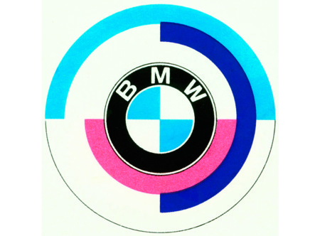 Logo Bmw Motorsport 1974