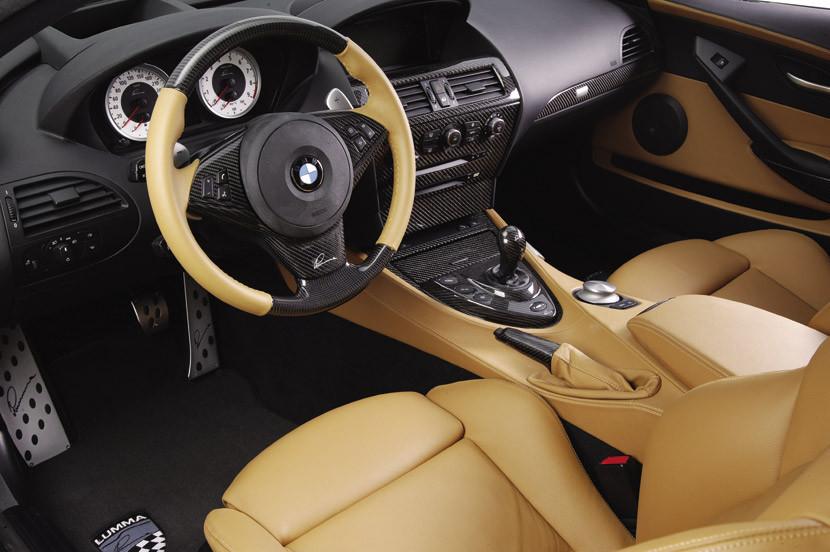 Lumma CLR 600 S: BMW M6 por Lumma Design