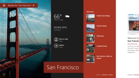 Búsqueda Windows 8.1