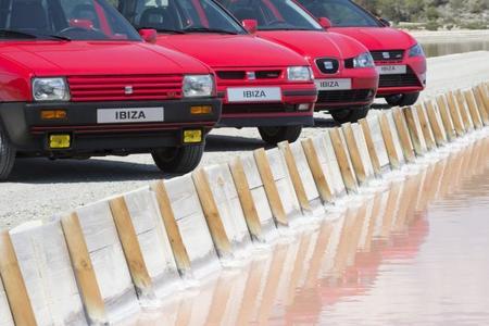 SEAT Ibiza, un nombre que no fue fruto de la casualidad