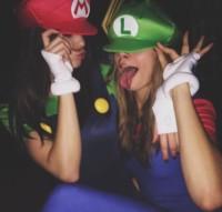 Kendall Jenner Halloween 2014