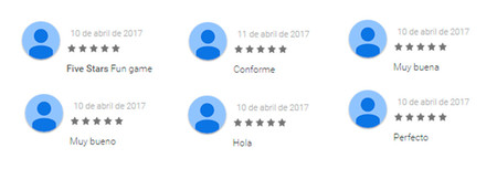 Reviews Play Store