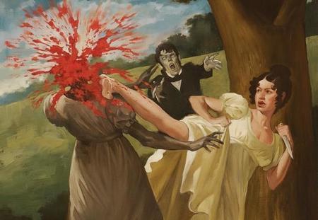 'Orgullo y prejuicio y zombis' resucita de entre los muertos