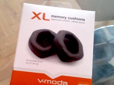 ¿Pueden unas almohadillas diferentes mejorar unos auriculares? Lo probamos con los V-Moda M-100