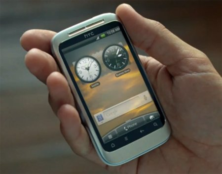 ¿Se renueva HTC Wildfire?, un par de teléfonos HTC aparecen en escena