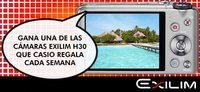 ¿Quieres compartir tus mejores fotos del verano con todos tus amigos? Te contamos cómo ganar una cámara Exilim H30 con Casio en el Club Xataka Foto