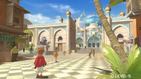 'Ni no Kuni', el increíble juego de estudio Ghibli que parece dibujos animados