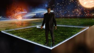 'Cosmos', espectáculo visual para acercar la ciencia al público
