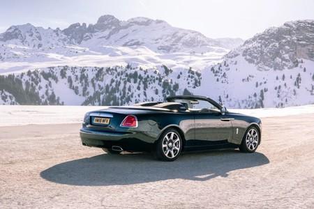 Rolls-Royce Dawn Aero Cowling, el convertible se transforma en roadster para competir contra el Bentley Continental GT