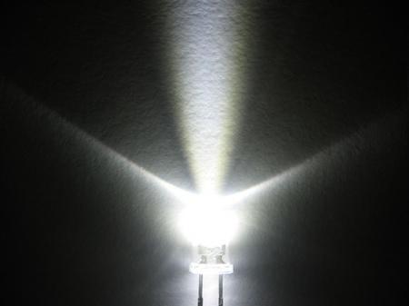 LEDs blancos más brillantes