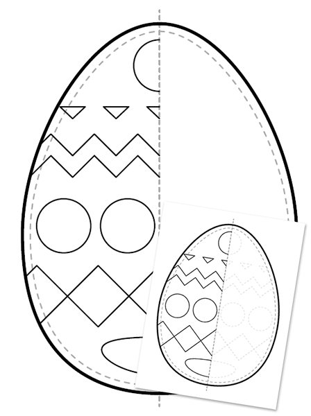 Zoom Easter Symmetry