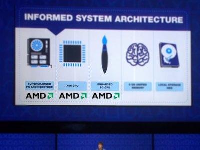 PS4 se moverá con hardware AMD