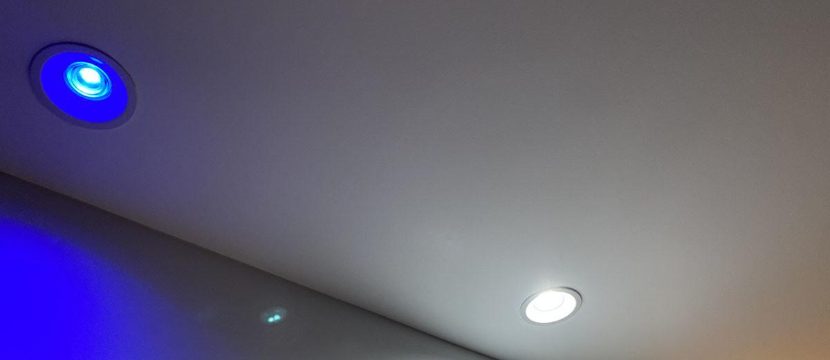 con he en probado para empotrables casa LED Así Bluetooth cl3uTF1JK5