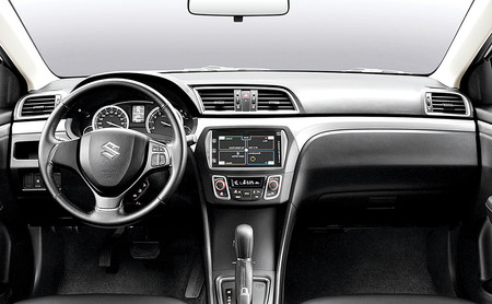 Suzuki Ciaz Rs Interior Copy