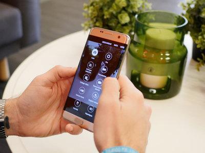 Se conocen las primeras imágenes del que sería el Galaxy S8 Plus
