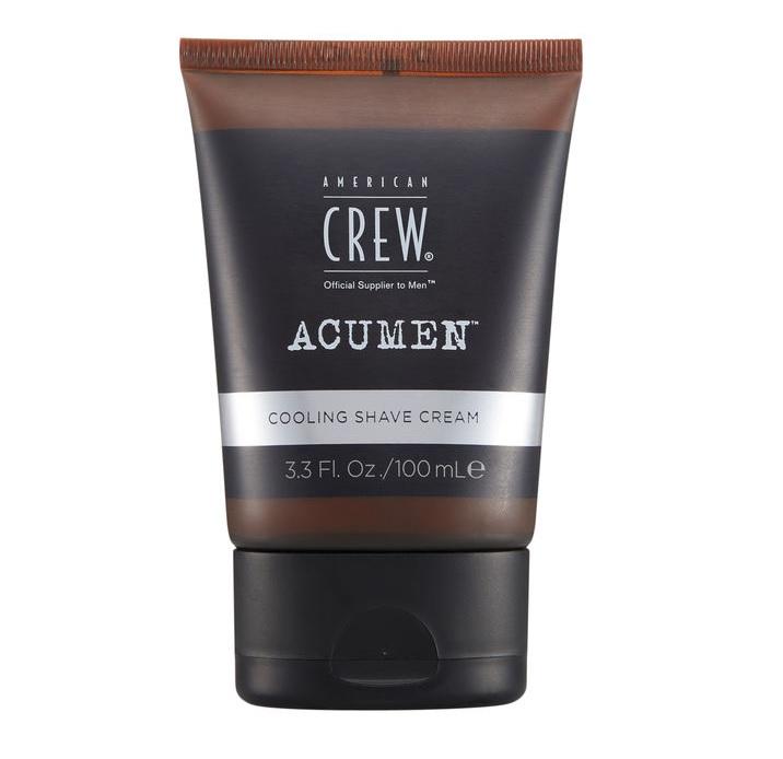 Crema de afeitado refrestado de Acumen