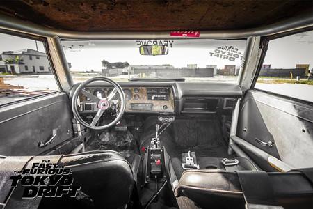 Chevrolet Monte Carlo De Fast And Furious Interior