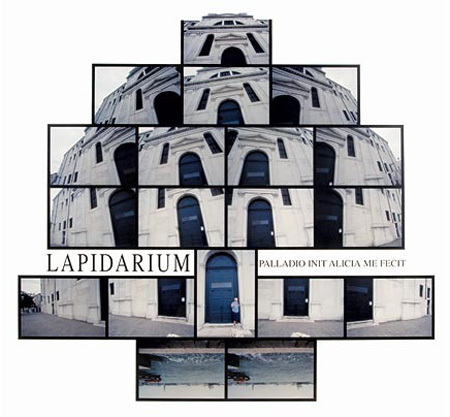 Alice Wingwall - Lapidarium