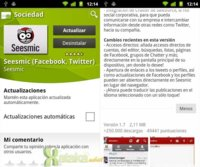 Seesmic se actualiza en Android y Windows Phone 7 con útiles novedades