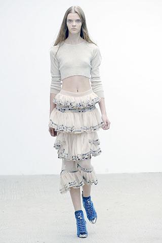 Foto de Christopher Kane en la Semana de la Moda de Londres Primavera/Verano 2008 (8/12)