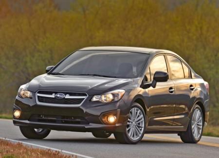Subaru Impreza 2012 1024x768 Wallpaper 0d
