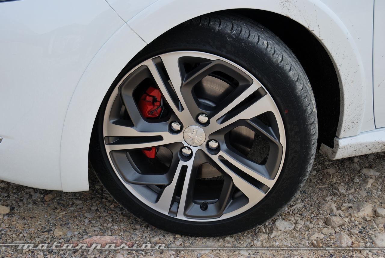 Foto de Peugeot 208 GTi (presentación) (7/42)