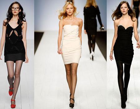 La Perla en la Semana de la Moda de Milán Otoño-Invierno 2007/2008