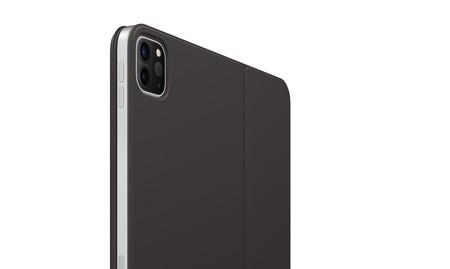 Los nuevos iPad Pro (2020) desconectan el micrófono por hardware cuando tapamos la pantalla con su funda